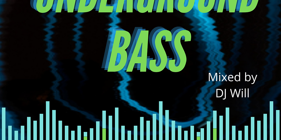 Party Vibe Online LIVE: Underground Bass