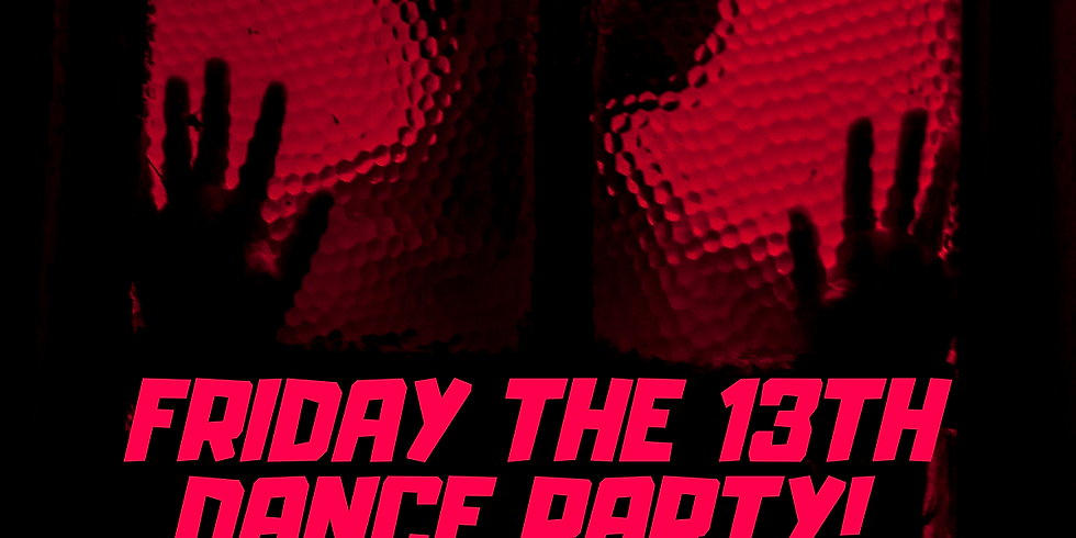 Party Vibe Online LIVE: Friday the 13th