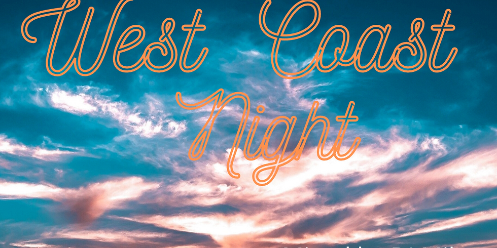 Party Vibe Online LIVE: West Coast Night