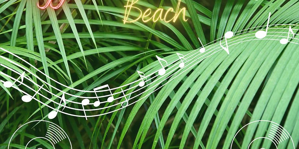 Party Vibe Online LIVE: Reggae Beach Bash