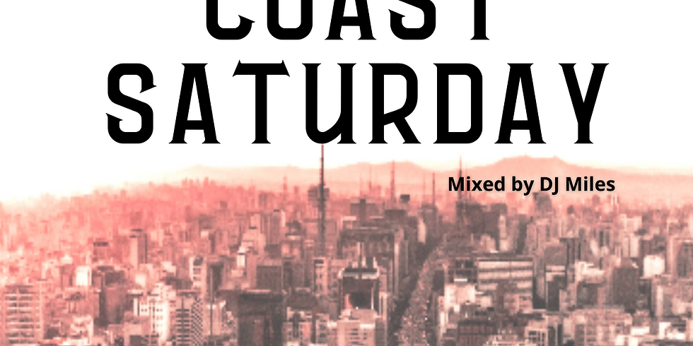 Party Vibe Online LIVE: East Coast Saturday