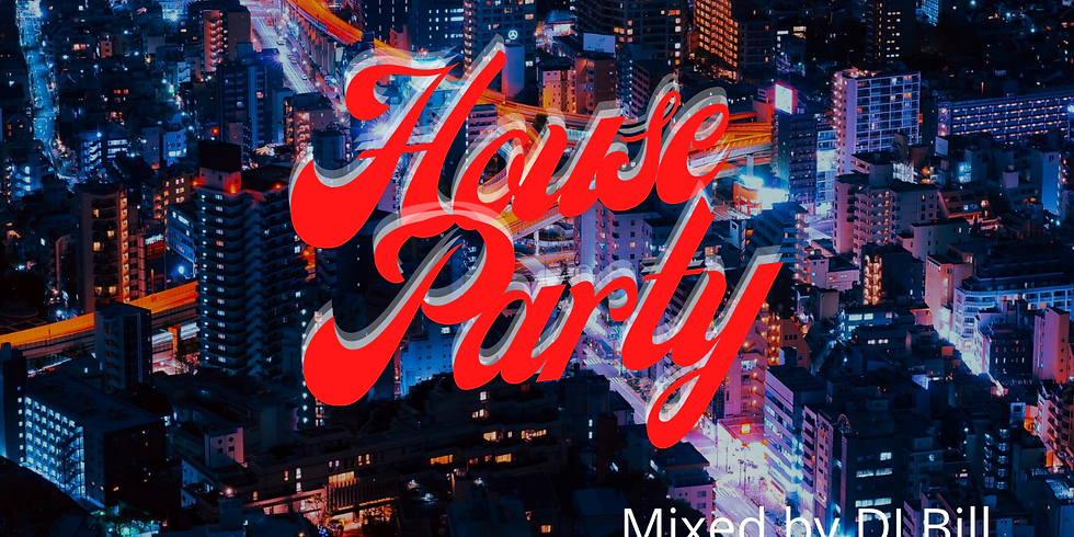 Party Vibe Online LIVE: Chi-Town House Party