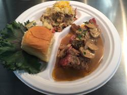 Meatloaf Mushroom