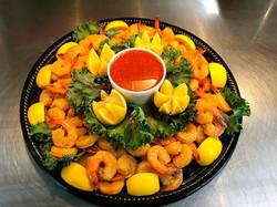 Catering Shrimp Tray