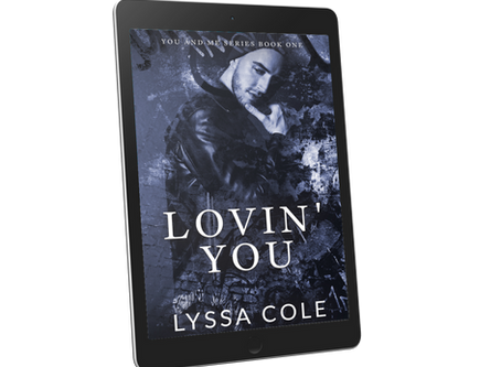Cover Reveal for Lovin' You!!