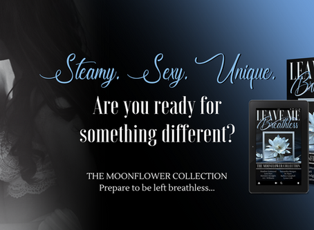 Moonflower Collection is LIVE!!