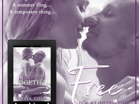 Crashing Together is Free until 11/11!!