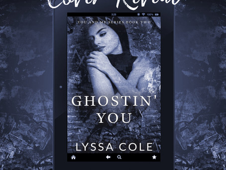 Cover Reveal for Ghostin' You!