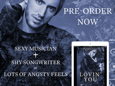 Pre-Order Lovin' You Now!! Plus a Goodreads Giveaway!