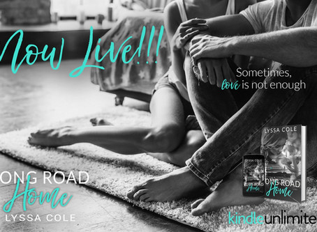 Long Road Home is Live!! And Twisted Fate is 99c!