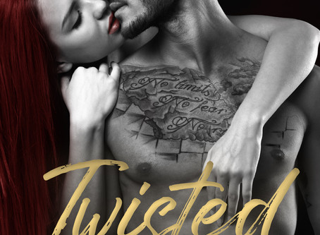 Cover Reveal of Twisted Fate!