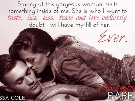 💫🔥A Sexy New Teaser for Stripped Bare!!🔥💫