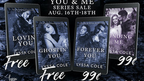 3 Day Sale & August Freebies!