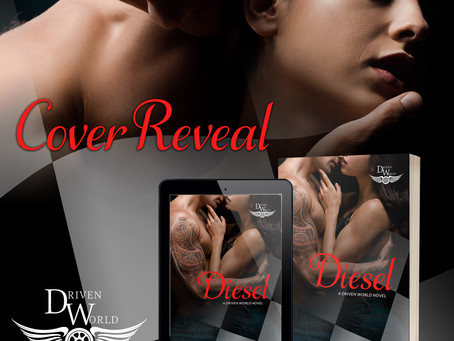 Cover & Blurb Reveal of Diesel!