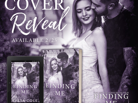 Finding Me Cover Reveal!