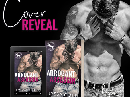 Cover Reveal of Arrogant Assassin!