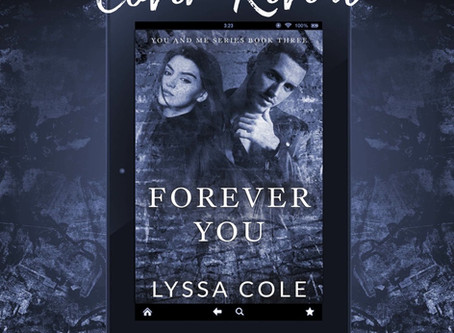 The Cover for Forever You is Here!!
