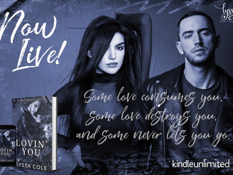 Lovin' You is Here!! Plus Pre-Order Ghostin' You for Only 99c!
