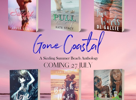 Cover Reveal!! A Summer Anthology! Plus giveaway!