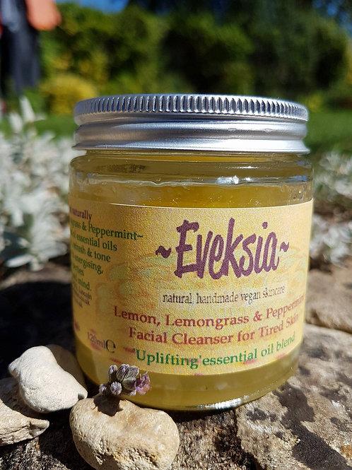 Lemon, Lemongrass & Peppermint Cleanser (Uplifting Blend)