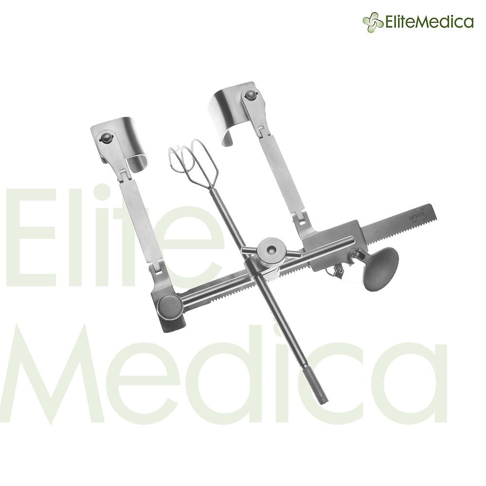 Клапанний ретрактор для мініторакотомії GF3121