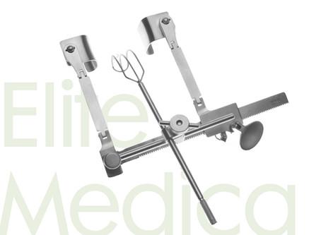 Клапанний ретрактор для мініторакотомії GF3123