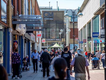 Street Ambassadors return to Crawley Town Centre