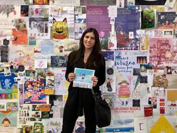 At Bologna Children's Books Fair