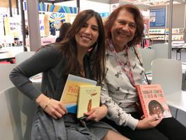 With Ana MAria Machado