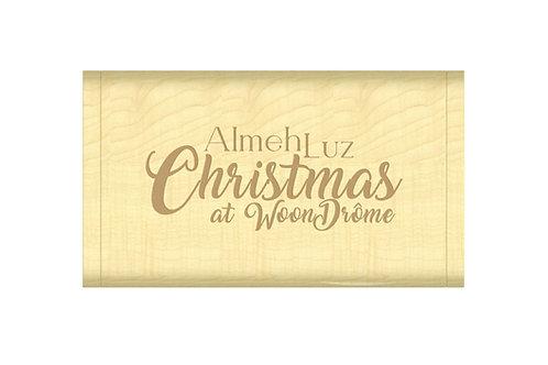 Almeh Luz Christmas at WoonDrôme
