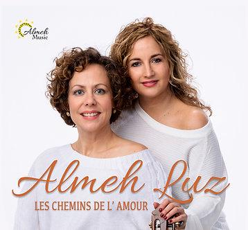 CD LES CHEMINS DE L'AMOUR