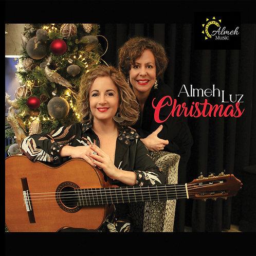 Almeh Luz - Christmas CD
