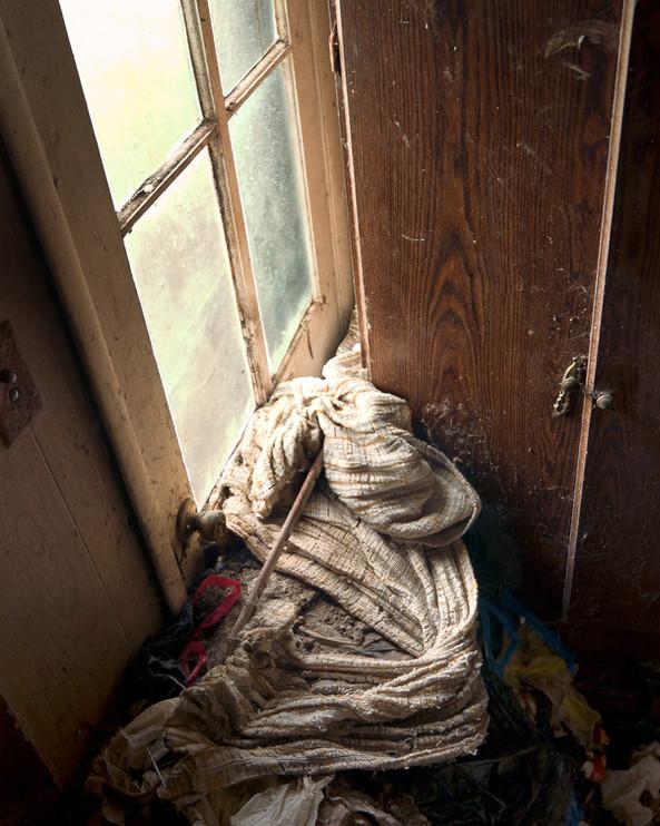 Fallen Curtains