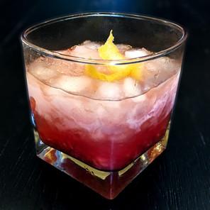 Raspberry Vodka Smash