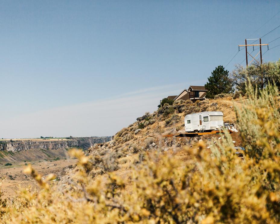 Snake River Canyon Trailer