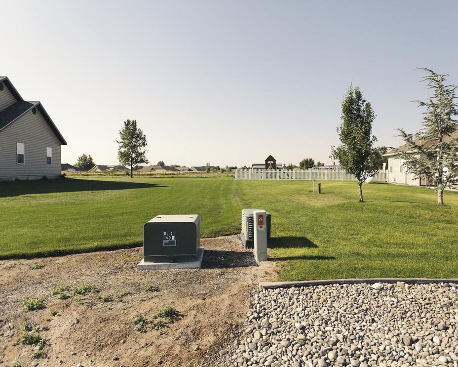 Property Line - Jerome, Idaho
