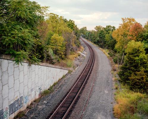 Saugerties Rail Facing North