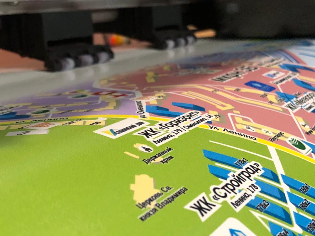 новая карта анапы