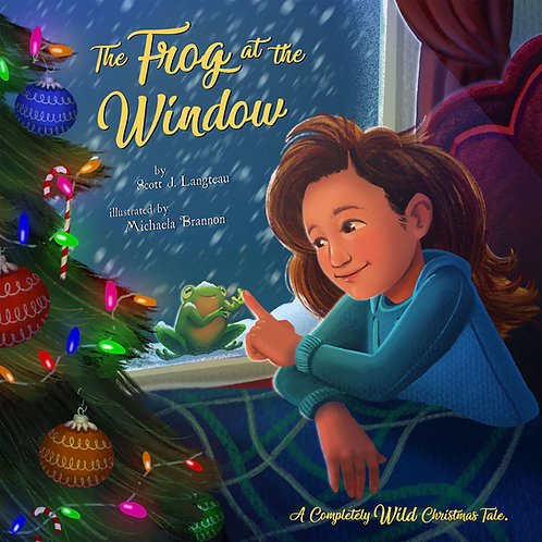 The Frog at the Window - Now available!