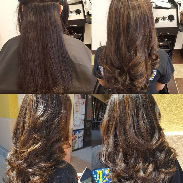 _shelly_kaur_#getacut916 #crulsforthegirls #curls😍 #highlights_#happyhighlights #happy4th #eyebrows