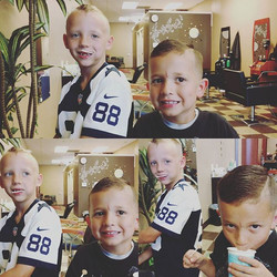 Hair cut by _radhika4178 _Best part about Sunday business is seeing cute faces.jpg