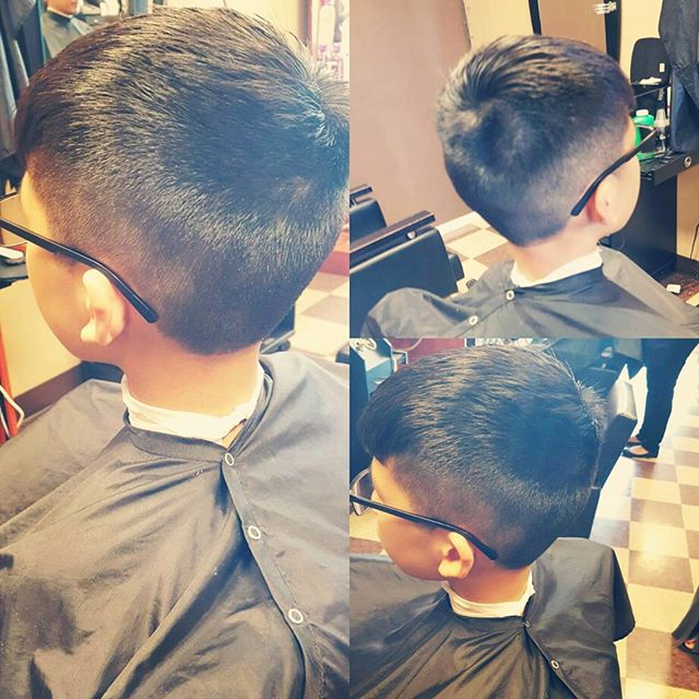 Back to school #getafade #backtoschool #getacut916 #eyebrowsonfleek #hardpart #sacramento #natomas #