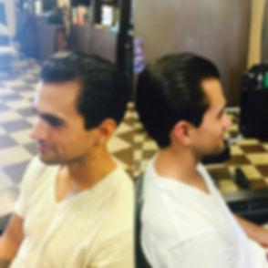 ✂cut #getacut916 #scissorscut #eyebrowsonfleek #hardpart #sacramento #natomas #natomassalon #makeup