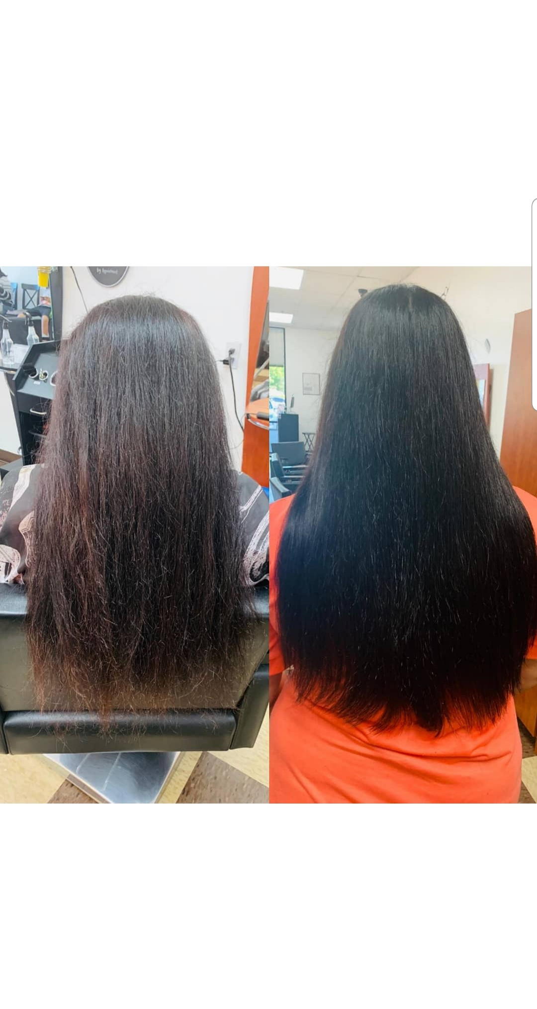 Instant Hair Smoothing Treatment