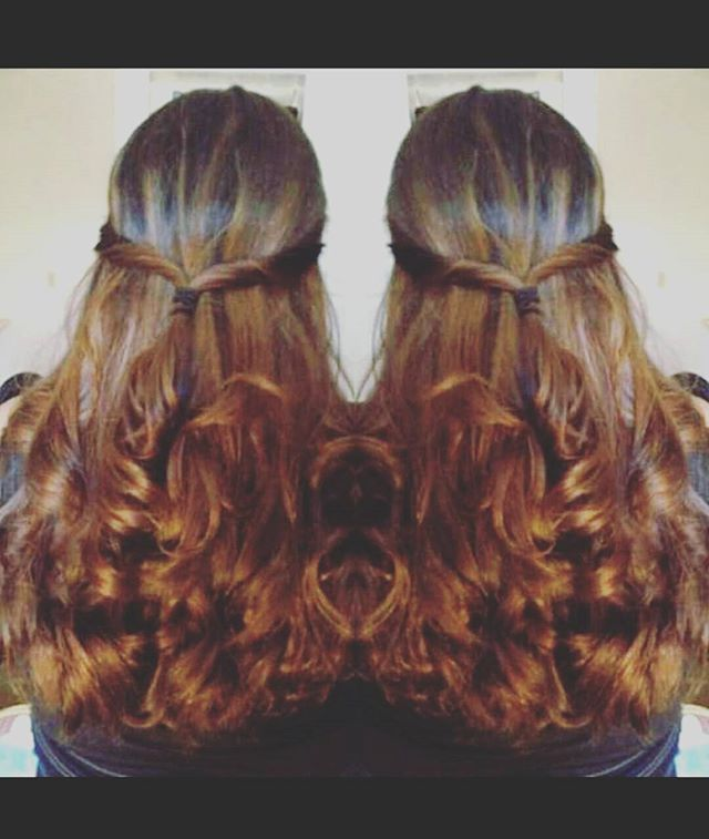 Everyday is a different #hair day #getacut916 #eyebrowsonfleek #hardpart #sacramento #natomas #natom