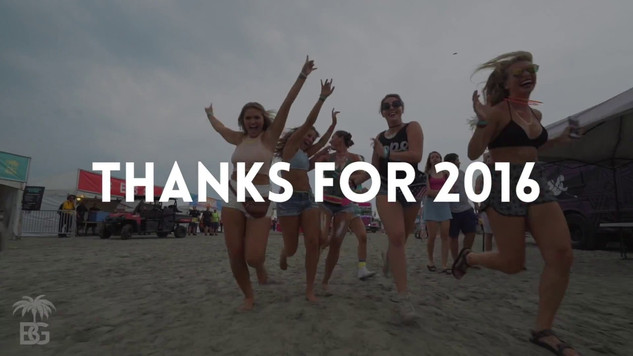 Thanks for 2016!