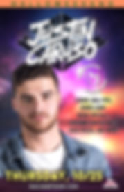 All Shows Poster 11x17 Justin Caruso V2.