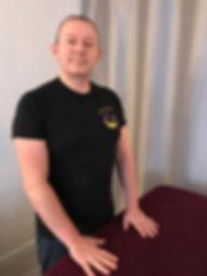 Massage à domicile chez Olvier B
