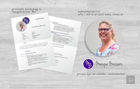personal Branding Monique Bressers