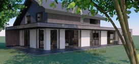 buro PAM - renovatie uitbreiding woonhuis